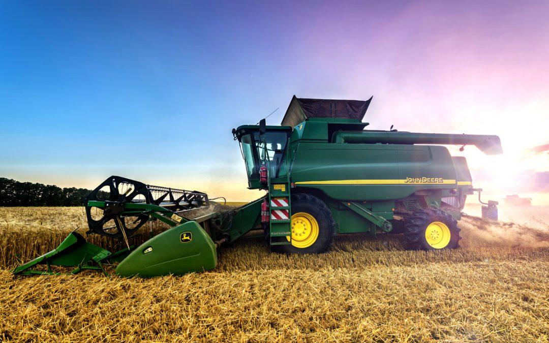 Pioneirismo no modelo de parceria: equipamentos agrícolas